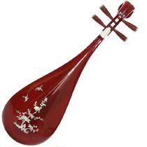 琵琶乐器儿童入门初学练习红木花梨黑檀大人专业考级演奏民族乐器