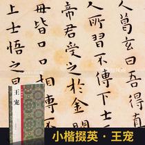 兰亭序字帖王羲之行书毛笔字帖水写布套装大人初学者入门临摹字贴
