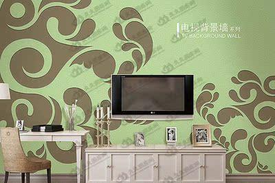 硅藻泥素材图库电视背景墙图案施工图册效果画册文泰雕刻矢量图