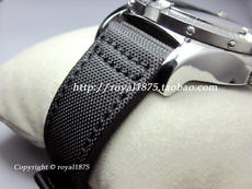 High quality 20mm21mm22mm sports outdoor climbing high-strength composite fiber strap edging leather strap