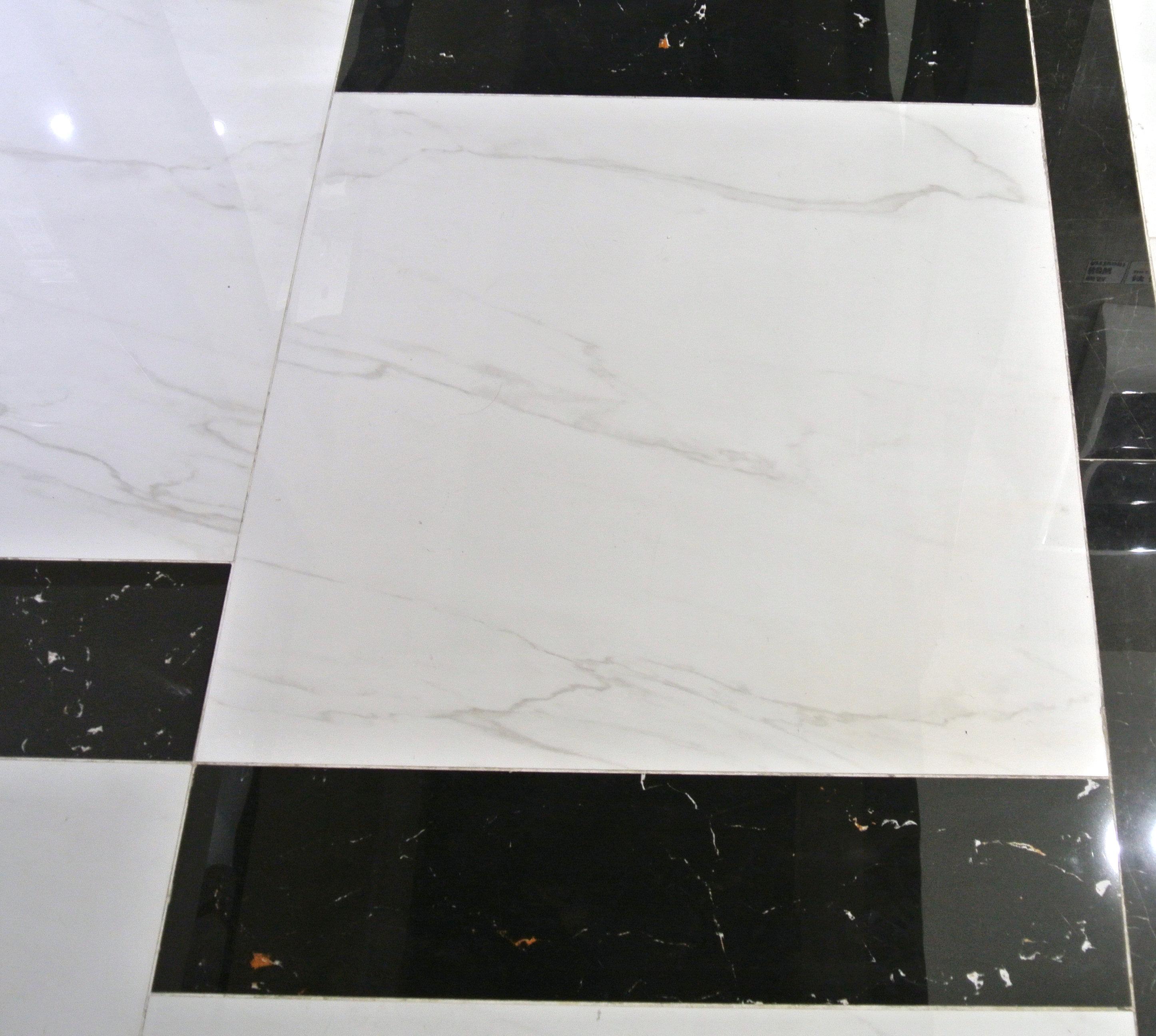 ARROW 箭牌瓷砖 全抛釉 冰心印玉 ACS272080P 白色