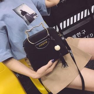 上新小包包2018潮时尚女包简约百搭学生手提包女士单肩斜挎包韩版