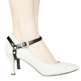 【免订高跟鞋鞋带】 高跟鞋不跟脚防掉跟鞋带皮鞋 束鞋带三角鞋带