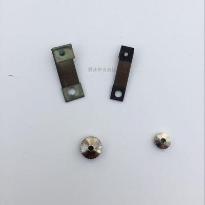 北极星钟表 机械钟摆簧片压针螺母 钟表配件机芯钟配件落地钟