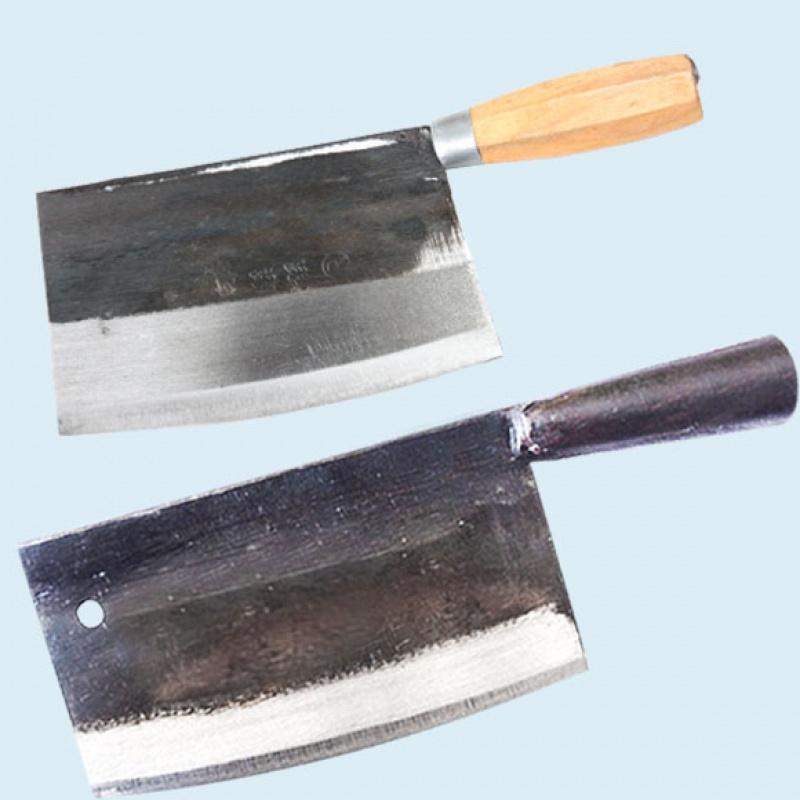 【破坏换新】砍骨刀斩骨刀加厚斧头刀不锈钢剁骨头斩骨斧商用屠宰