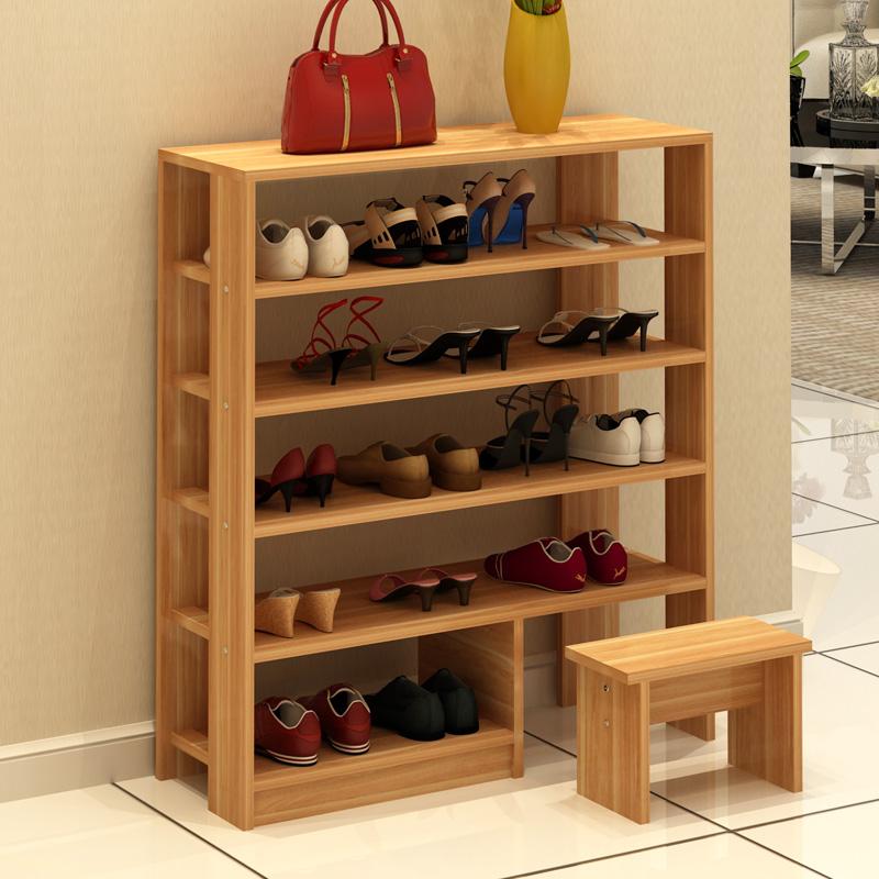鞋架木板层