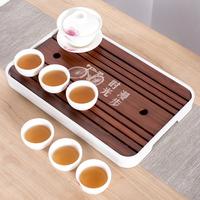 茶盘陶瓷 方形