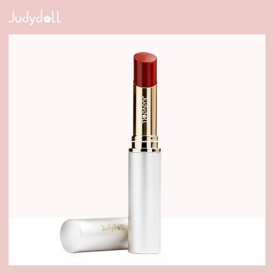 Judydoll橘朵细管口红唇膏日常水润番茄橘红棕胡萝卜色38