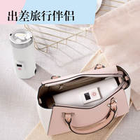 Travel electric kettle household mini heating electric water cup portable kettle insulation small dormitory electric cup