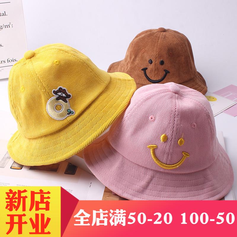 女宝宝时尚帽子