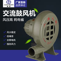 Small household blower cast iron single-phase boiler hair dryer stove carbon three-phase centrifugal barbecue blower