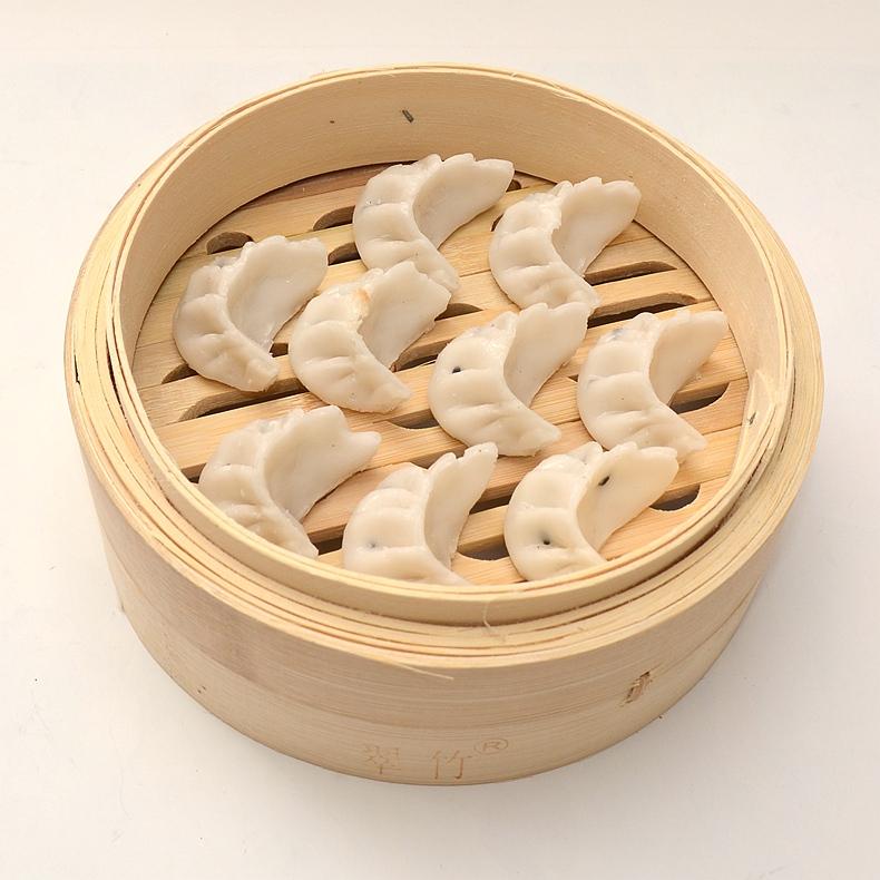 仿真食物食品模型道具饺子幼儿玩具