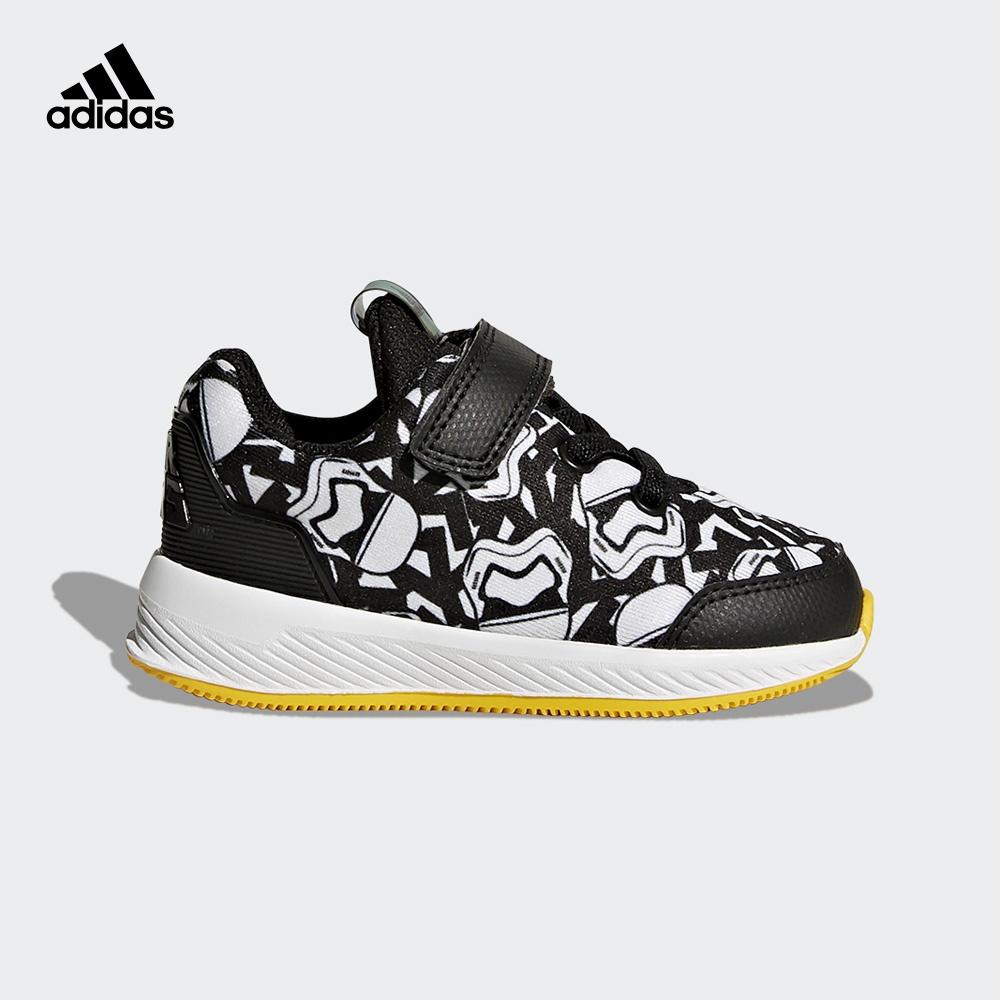 阿迪达斯adidas官方 Star Wars EL I 男婴童 跑步 婴童鞋 BY3025