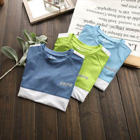 Summer children's quick-drying T-shirt short-sleeved boy's quick-drying clothes in the big children's sports sweat-absorbent t-shirt breathable thin half sleeve