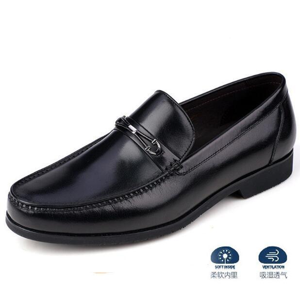 Мужские кожаные ботинки Артикул 596561105530