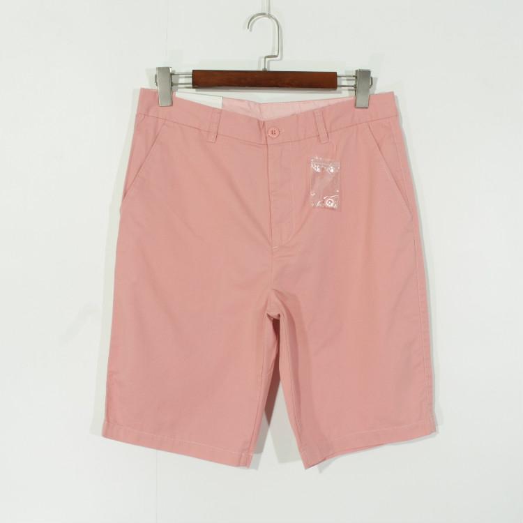 多色显瘦休闲裤