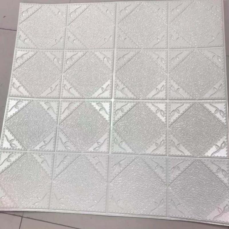 自粘墙纸防水天花板背景墙壁纸3d立体墙贴软包客厅儿童房装饰贴纸