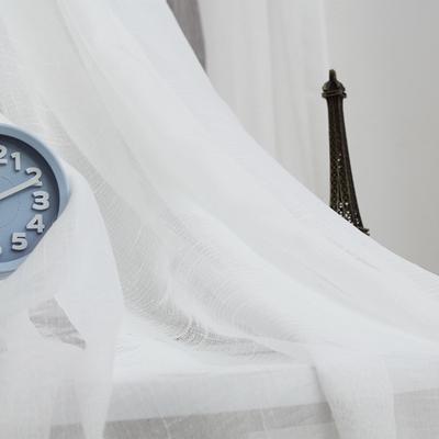 亚麻成品窗帘窗纱品牌旗舰店