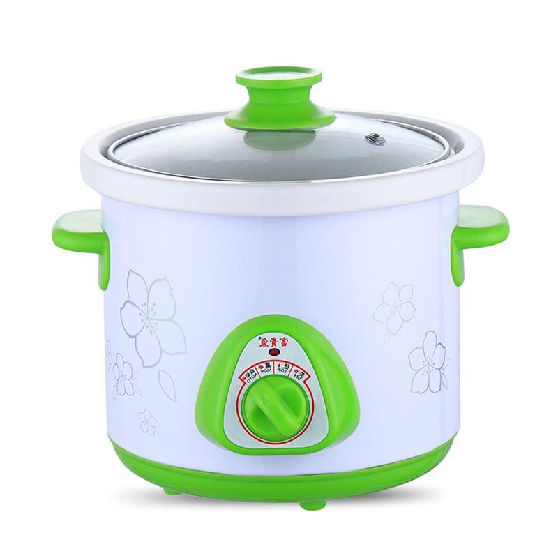 迷你bb煲儿童电饭煲宝宝婴儿辅食锅煮粥锅家用陶瓷全自动小电炖锅
