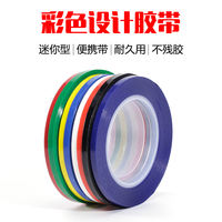 Manufacturer kitchen line 5s positioning set line isolation line whiteboard warning sign line design floor trap tape
