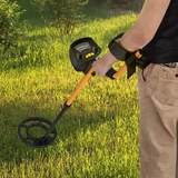 Metal detector underground prospecting treasure finder MD3009II simple metal detector prospecting gold, silver and copper detector