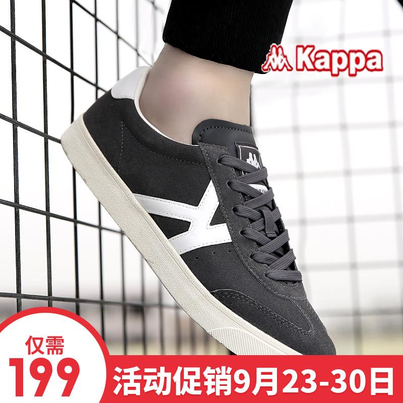 kappa/卡帕男鞋秋季新款板鞋男透气运动鞋韩版潮流百搭休闲鞋子男