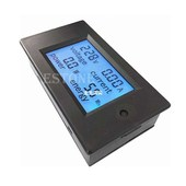 AC 80-260V LCD Digital 20A Volt Watt Power Meter Ammeter V