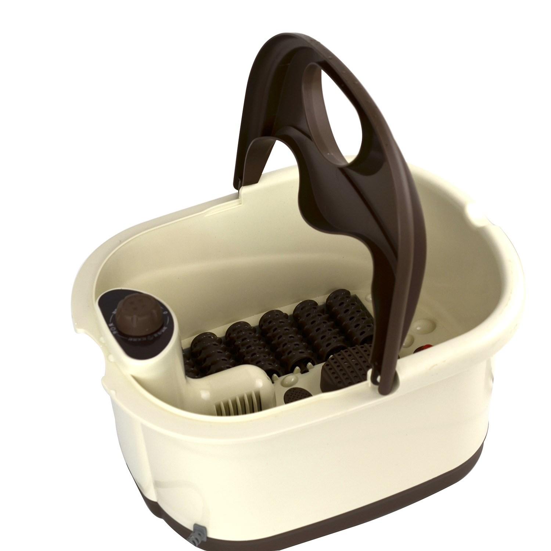 厂家直销足乐健养生足浴盆自动加热按摩洗脚盆电动泡脚桶会销礼品