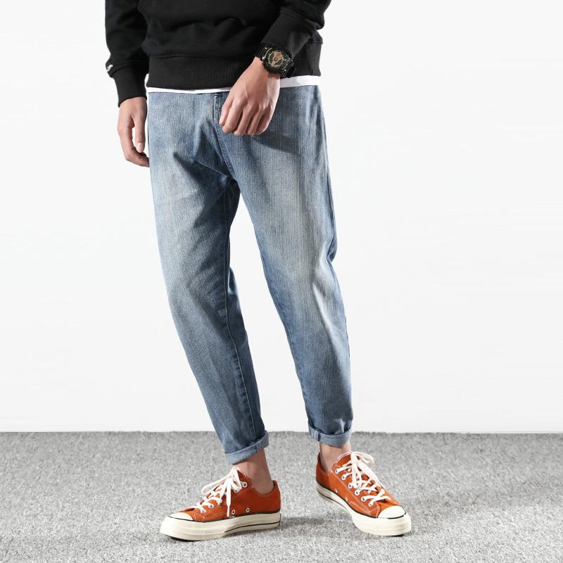 手工个性潮裤