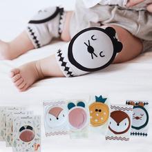 夏季新款 卡通儿童袜套 薄棉宝宝爬行护膝婴儿学步防摔网眼透气韩版