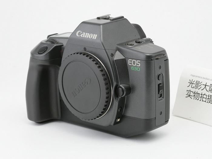 佳能 EOS630 Canon eos630 胶片单反相机 EF卡口 自动对焦