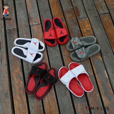 Air Jordan  AJ13 AJ5 拖鞋 684915-001-121 854556-003-103