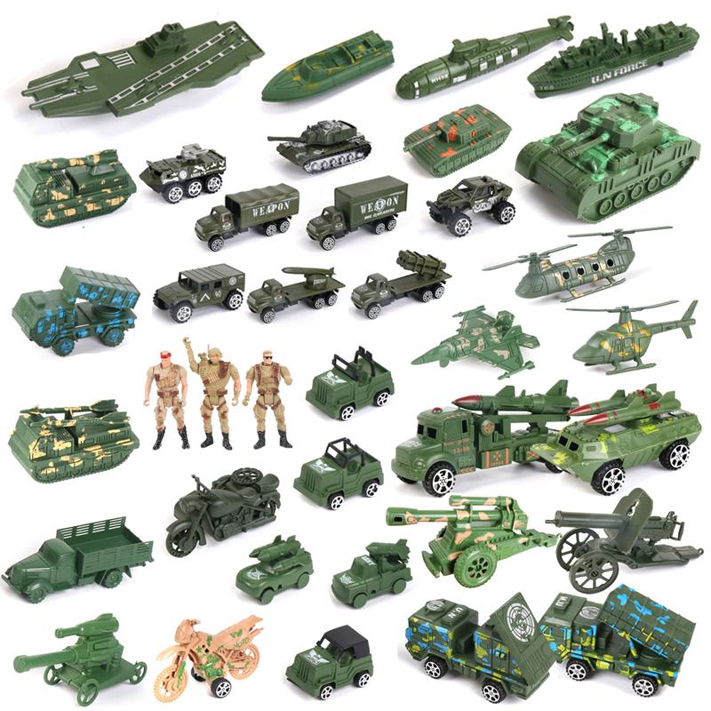 塑料坦克玩具