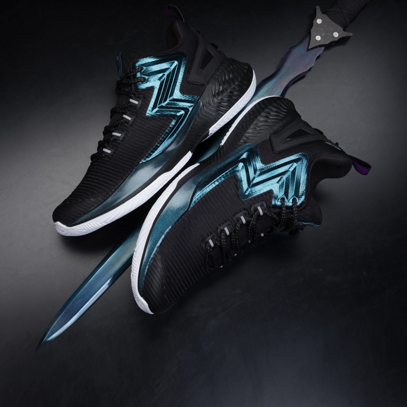 361男鞋篮球鞋2019夏季新款361度透气训练篮球鞋耐磨战靴运动鞋男