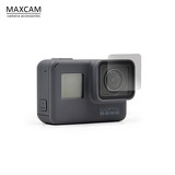 MAXCAM gopro hero7/6/5 tempered film lens HD film lens screen protector film accessories