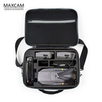MAXCAM DJI 大疆御MAVIC AIR/PRO/晓 SPARK storage bag shoulder bag carrying case