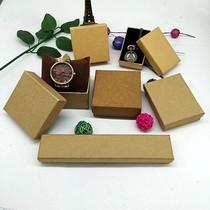 Pendant paper ring necklace custom jewelry custom other bracelet jewelry box kraft paper packaging bag jewelry jewelry
