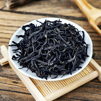 [Buy two get one free] Promotion He Qihong authentic black tea Luzhou-flavored tea boxed gift boxed in bulk bags of spring tea