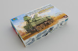 Spot Trumpeter 01061 1/35 Armor-S1 Air Defense System with RLM SOC S-Band Radar