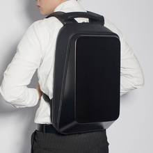 Searcher Beaborn Black Business Backpack Hard Shell Minimalist Commuter Shoulder 15 inch Computer Bag with the same style
