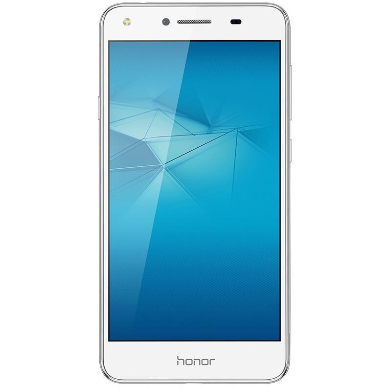 送钢化膜+保护壳 华为honor/荣耀 畅玩5 全网通版4G 双卡智能手机