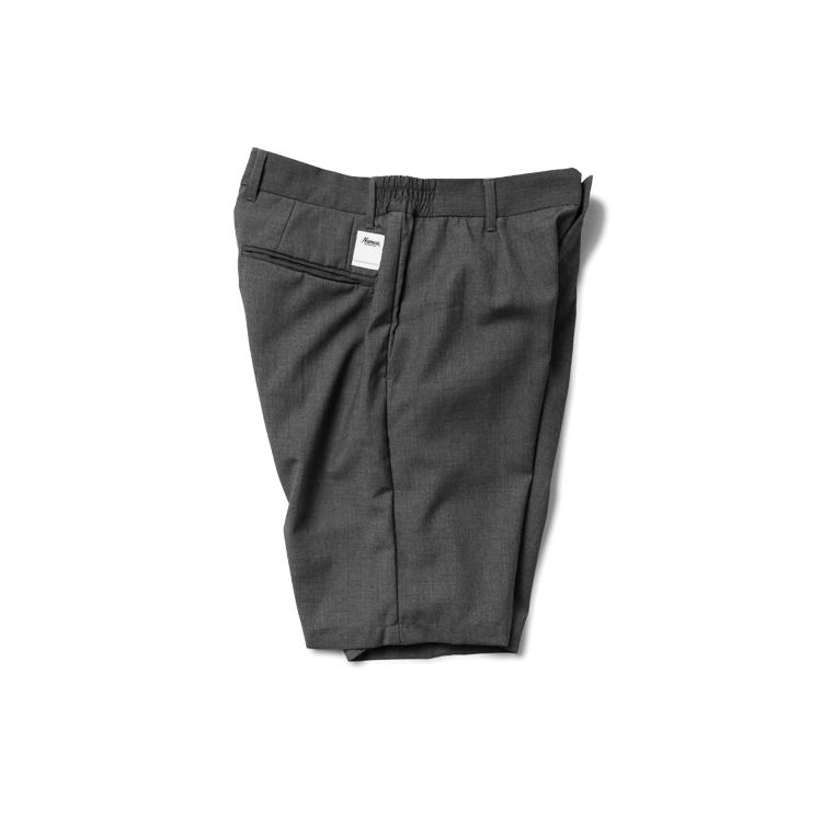 雙頭燕NAMOA原创潮牌潮流美式街头复古休闲西裤沙滩短裤INS男薄款