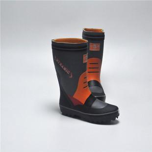 新款雨鞋男士高筒防滑登山雨靴钉子底水鞋加棉水靴橡胶鞋矶钓鱼鞋