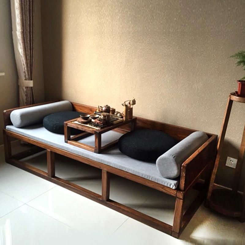 老榆木中式禅意家具