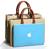 APPLE MAC PRO13.3 men and women carrying briefcases laptop cases