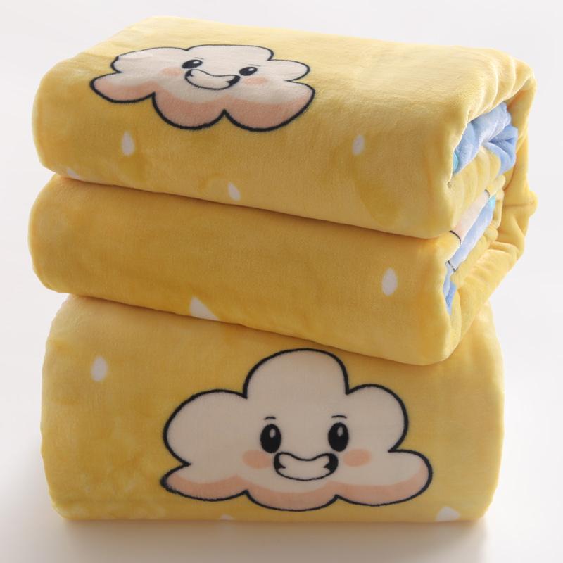 金貂绒保暖床单法兰绒