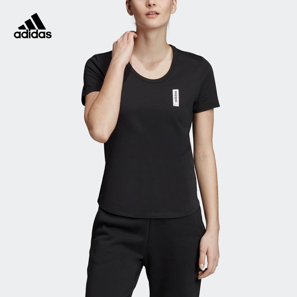 阿迪达斯官网女装运动型格短袖T恤EI4627 EI4628 EI4633 EI4634