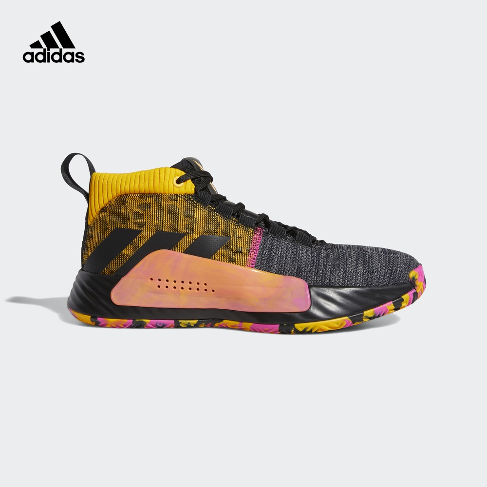 阿迪达斯官方 adidas Dame 5 GCA 男子场上篮球鞋EF9370