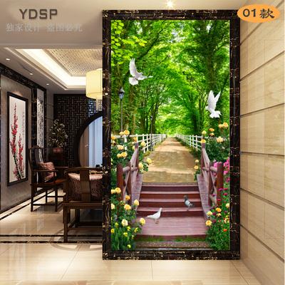 3d墙纸画立体画 客厅 玄关销量排行