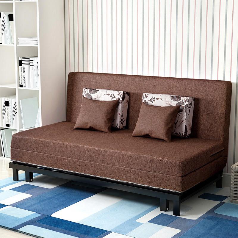 沙发床可折叠客厅小户型沙发两用多功能沙发床整装布艺懒人沙发床